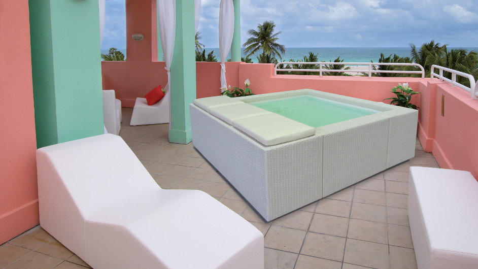 Mallorca Luxus Whirlpool