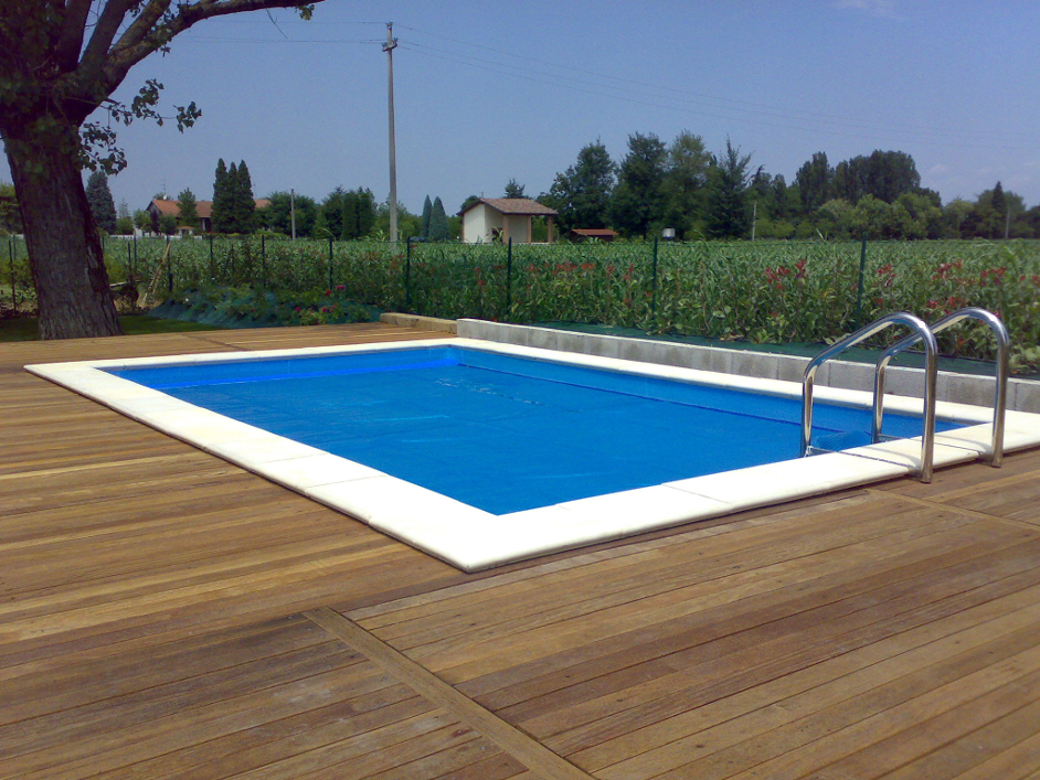 Abdeckung Swimming Pool Mallorca