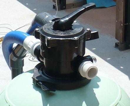 Gut gemocht Wie funktioniert das 6-Wege-Ventil der Sandfilteranlage? - Pool25.es HU28