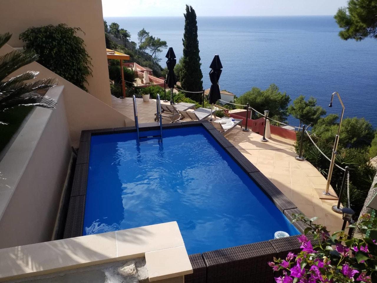 Swimming Pool Ibiza